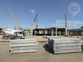 Строительство в Пензе