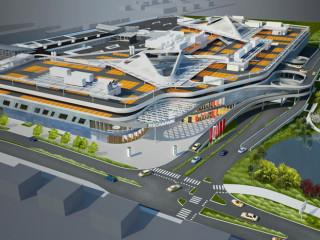 Строительство торговых центров и торговых помещений в Пензе под ключ