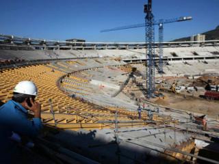 Строительство стадионов в Пензе