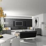 дизайн гостиной 2