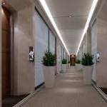 дизайн коридора 3